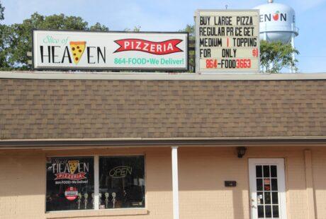 A Slice of Heaven Pizzeria