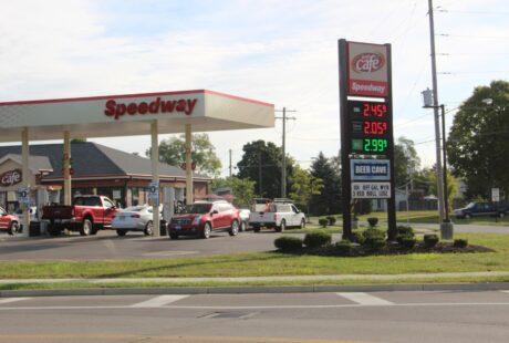 Speedway (Speedy Cafe)