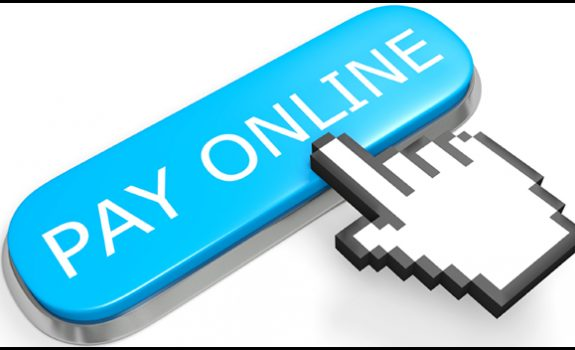 Online payments will be available in December 2019