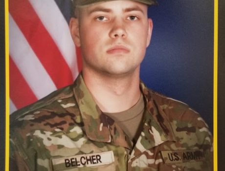 Joey Belcher - Army National Guard