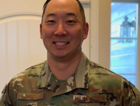 Lt Col Andy Heo - AIr Force